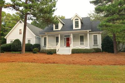Pinehurst Single Family Home For Sale: 205 Oakmont Circle