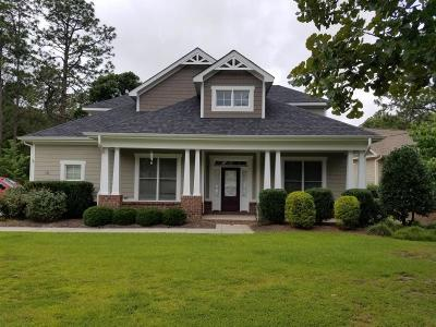Southern Pines Single Family Home For Sale: 28 Deacon Palmer Place