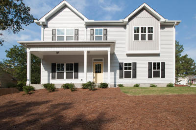 Pinehurst Single Family Home For Sale: 2 Harding Court