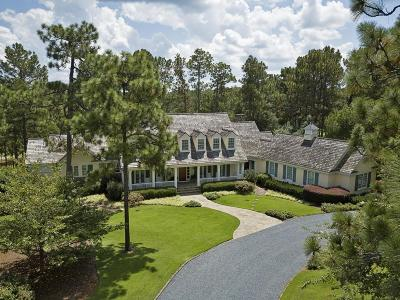 Pinehurst NC Single Family Home For Sale: $2,700,000
