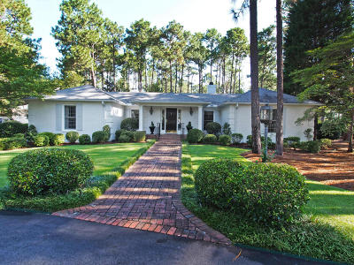 Ccnc Single Family Home Active/Contingent: 50 Quail Hollow Drive