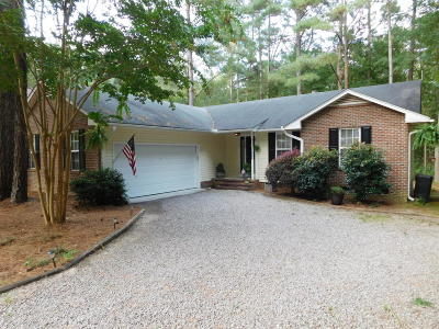 Vass NC Single Family Home For Sale: $170,000