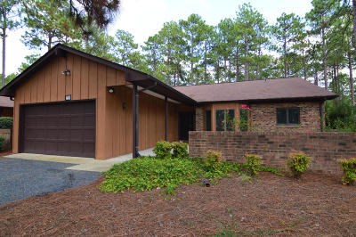 Southern Pines Condo/Townhouse For Sale: 739 Burlwood Drive