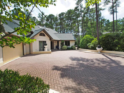 Pinehurst, Southern Pines Single Family Home For Sale: 55 Glasgow Drive
