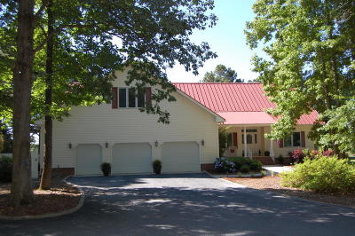 Vass NC Single Family Home For Sale: $342,500