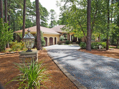 Pinehurst NC Single Family Home For Sale: $664,900