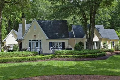 Pinehurst NC Single Family Home For Sale: $1,250,000