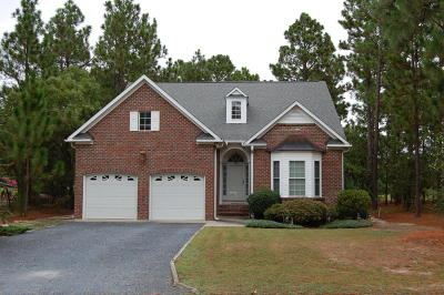 Vass NC Single Family Home For Sale: $179,500