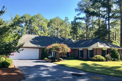 Southern Pines Condo/Townhouse For Sale: 60 Manigault Place
