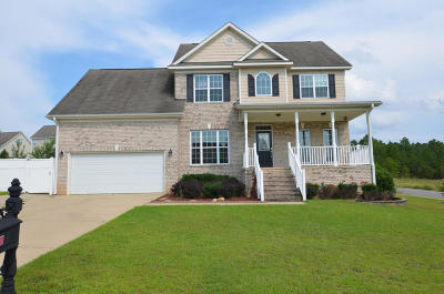 Cumberland County Single Family Home For Sale: 3945 Tasha Drive