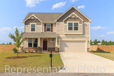 Meadow Ridge Single Family Home Active/Contingent: 5015 Abilene Lane