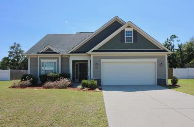 Cameron Single Family Home For Sale: 402 Century Drive