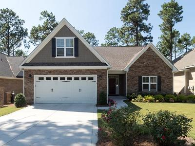 Southern Pines Single Family Home For Sale: 125 N Backen Fern Lane