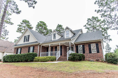 Pinehurst No. 6 Single Family Home For Sale: 38 Minikahada Trail