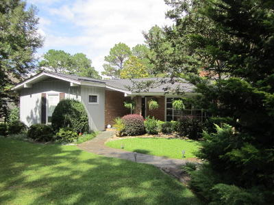 Whispering Pines Single Family Home For Sale: 6 Country Club Boulevard