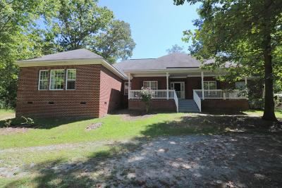 Carthage Single Family Home Active/Contingent: 390 Winding Creek Drive