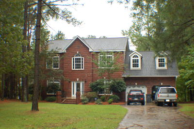 Vass NC Single Family Home For Sale: $269,500