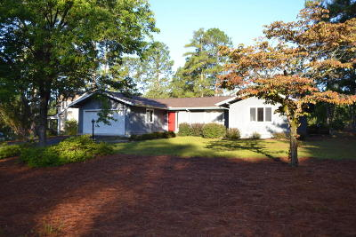 Pinehurst, Raleigh, Southern Pines Rental Active/Contingent: 110 McLendon Court