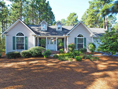 Single Family Home Active/Contingent: 111 Longleaf Drive