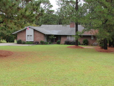 Moore County Rental For Rent: 133 W Devonshire Road