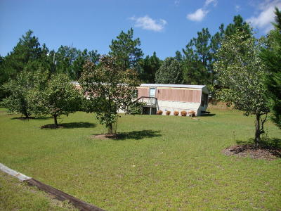 Aberdeen Manufactured Home For Sale: 201 Stubby Oaks
