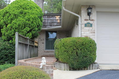 Pinehurst NC Condo/Townhouse For Sale: $140,000