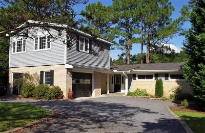 Whispering Pines Single Family Home For Sale: 10 Piney Point