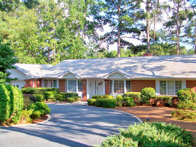 Whispering Pines Single Family Home For Sale: 24 Shadow Lane
