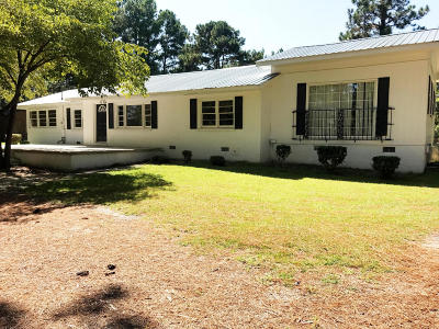 Single Family Home For Sale: 12960 S Us Highway 15/501