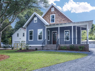 Southern Pines NC Single Family Home Active/Contingent: $389,000