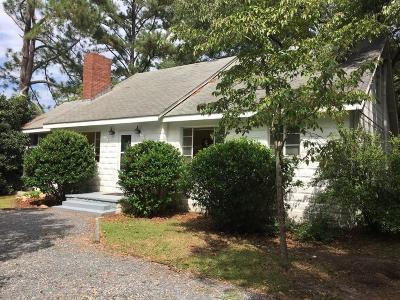 Vass Single Family Home For Sale: 230 E Maple Street