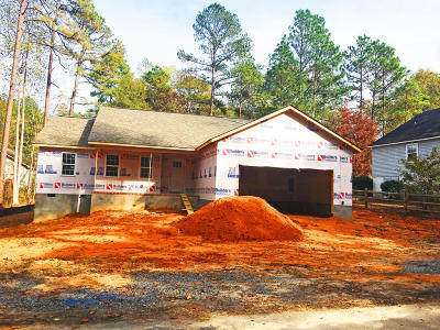 Pinehurst NC Single Family Home Active/Contingent: $209,000