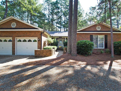 Pinehurst NC Single Family Home For Sale: $215,000