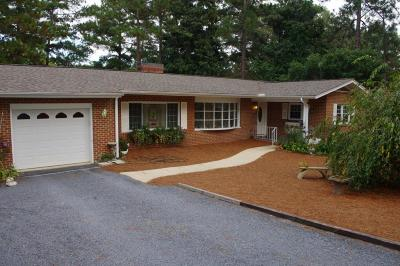 Whispering Pines Single Family Home For Sale: 2 Piney Point