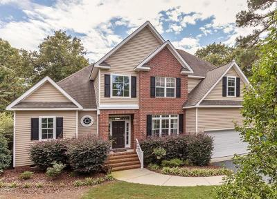 Moore County Single Family Home For Sale: 4 Sherwood Court