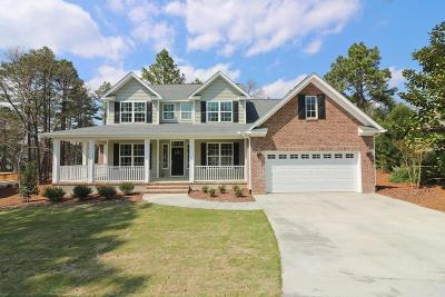 Pinehurst NC Single Family Home For Sale: $340,000