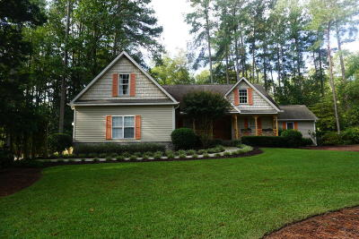 Southern Pines Single Family Home For Sale: 181 Boiling Spring Circle