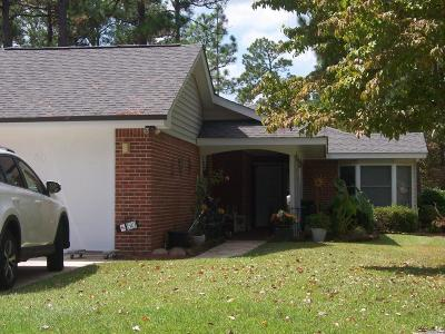 Pinehurst NC Single Family Home For Sale: $172,900