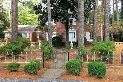 Pinehurst NC Single Family Home For Sale: $472,000