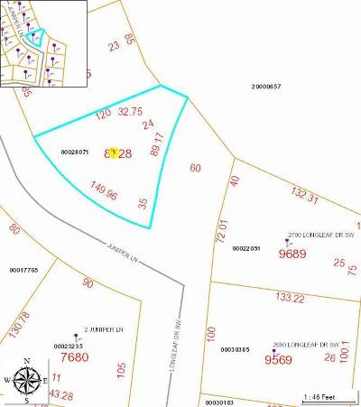 Pinehurst Residential Lots & Land For Sale: 1 Juniper Ln