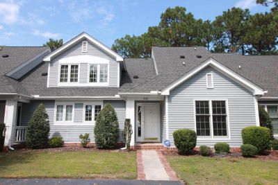 Southern Pines Condo/Townhouse For Sale: 247 Knoll Road