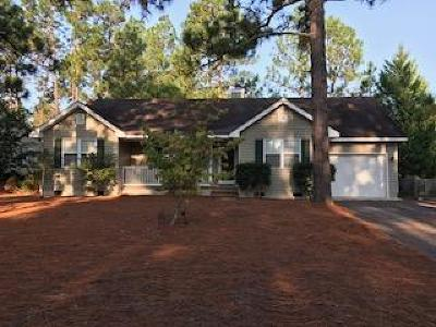 Pinehurst NC Rental For Rent: $1,100