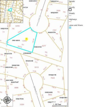 Pinehurst Residential Lots & Land Active/Contingent: 9 Love Ln