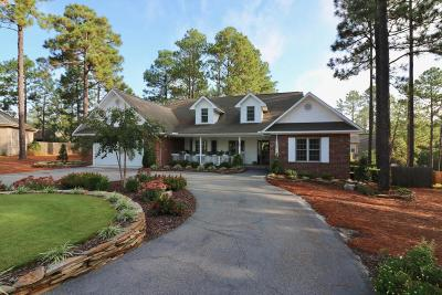 Pinehurst NC Single Family Home For Sale: $352,500