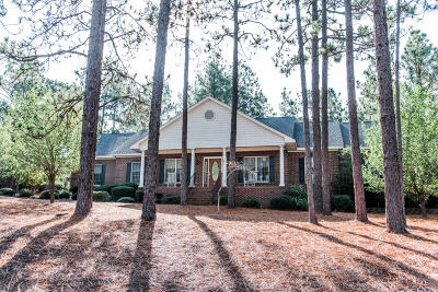 Moore County Single Family Home For Sale: 24 Juniper Creek Boulevard