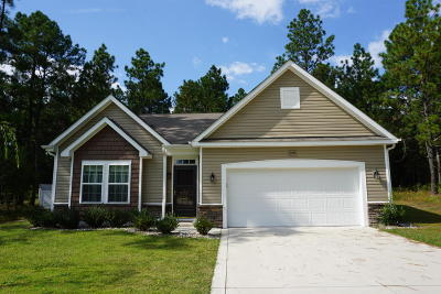Moore County Single Family Home For Sale: 2055 Malta Court