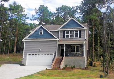 Southern Pines NC Single Family Home For Sale: $289,000