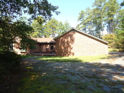 Vass Single Family Home For Sale: 511 Loblolly Drive