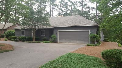 Pinehurst NC Single Family Home For Sale: $349,500