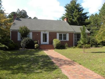 Aberdeen Single Family Home Active/Contingent: 600 Carolina St